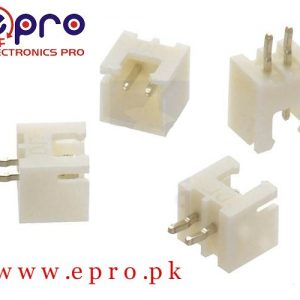 2 pin C3 Connector male header in Pakistan (Per Piece)
