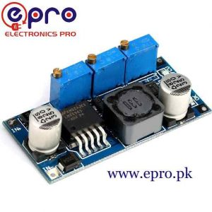 Adjustable DC to DC LED Driver Lithium Battery Charger Module LM2596 in Pakistan