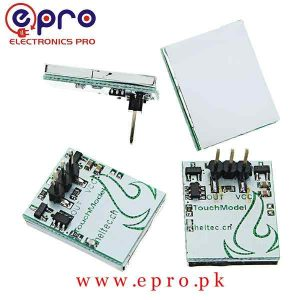 2.7V- 6V HTTM Series Capacitive Touch Button Module in Pakistan
