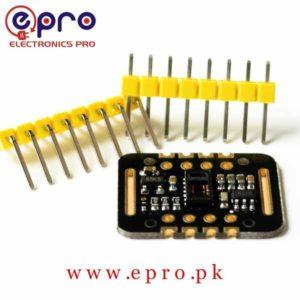 Max30102 Heart Rate Sensor Pulse Detection Blood Oxygen Concentration Module in Pakistan