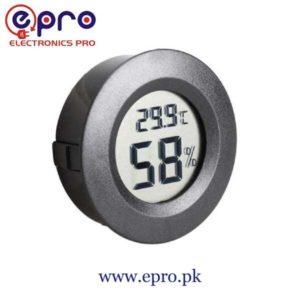 Mini Round Temperature and Humidity Meter in Pakistan