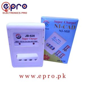Super Battery Charger for 9V Rechargeable Battery in Pakistan