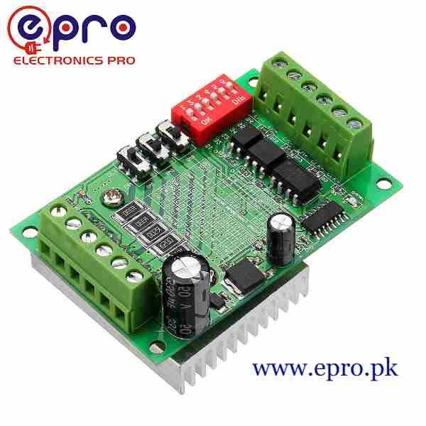 TB6560 3A CNC Router 1 Axis Driver Board Stepper Motor Drivers in Pakistan