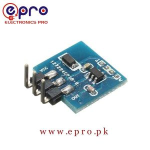 TTP223B Digital Touch Sensor Capacitive Touch Switch Module Geekcreit for Arduino in Pakistan