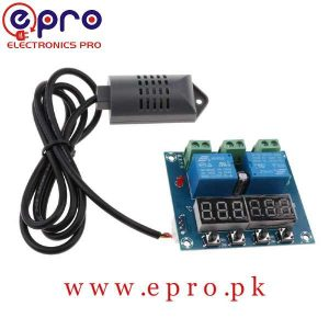 XH-M452 Digital Temperature and Humidity Controller 12V DC in Pakistan