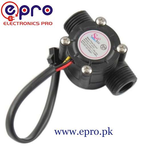 YF S201 Arduino Water Flow Sensor Water Measurement Sensor in Pakistan