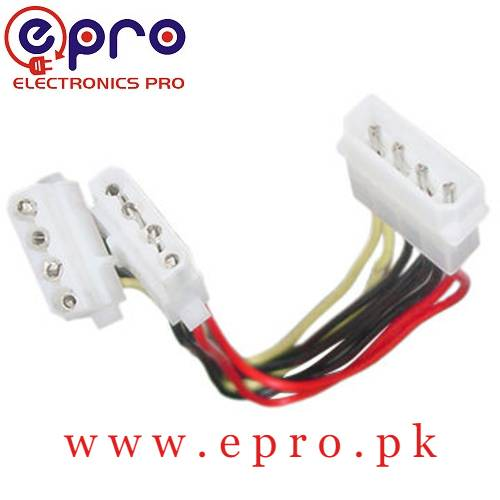 4 Pin Molex Connector in Pakistan