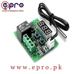 -50 to 110°C W1209 Digital Thermostat Temperature Controller Switch in Pakistan