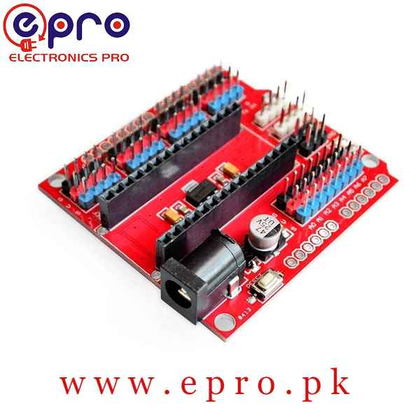 Arduino Nano Sensor Shield Nano Expansion Board in Pakistan