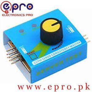 Digital Multi Servo Tester ESC RC Consistency CCP Master Speed Control in Pakistan