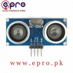 HC-SR04 Ultrasonic Sensor for Arduino in Pakistan