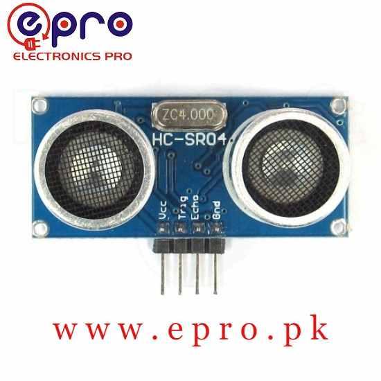 HC-SR04 Ultrasonic Sensor for Arduino in Pakistan
