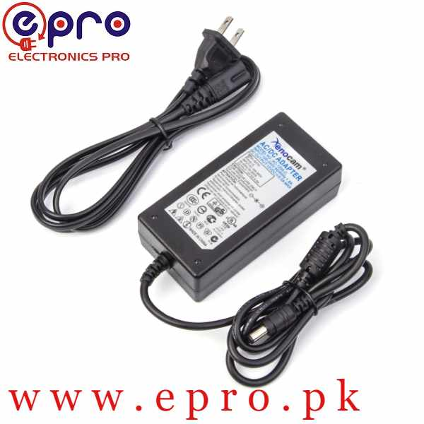 12V 5Amp High Quality Power Supply Adapter