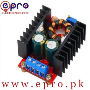 150W DC to DC Boost Converter 10 32V to 12 35V Step-Up Voltage Charger Power in Pakistan