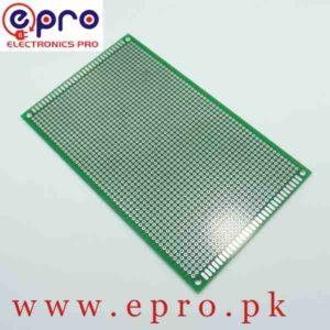 9x15 Double-sided FR4 Veroboard PCB in Pakistan