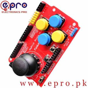 Joystick GamePad Keypad Shield PS2 GamePads for Arduino and Raspberry Pi in Pakistan
