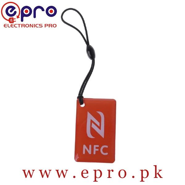 Waterproof NFC Tags Lable Ntag213 13.56mhz RFID Smart Card For All NFC Enabled Phone Patrol Attendance Access in Pakistan