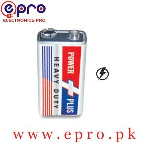 9V Power Plus Battery in Pakistan