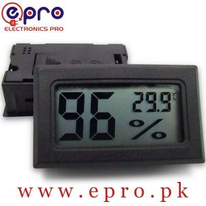 Digital Thermometer Temperature Hygrometer Indoor Humidity Meter in Pakistan