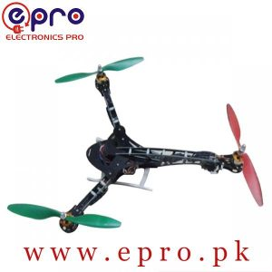 Dragonfly Y3 Tricopter Foldable 3-Axis Frame in Pakistan