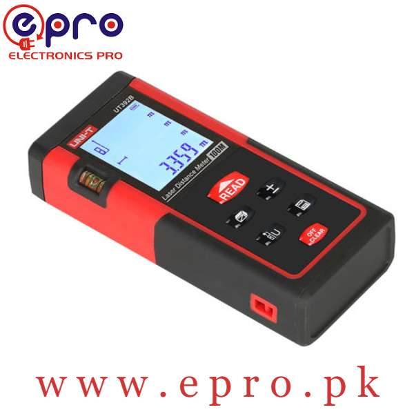 UNI-T UT391+ Laser Distance Meter Range Finder in Pakistan