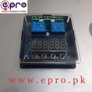 Casing For M452 Temperature & Humidity Controller Transparent Acrylic Case in Pakistan