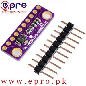 ADS1115 16 bits ADC 4 Channel with Programmable Gain Amplifier in Pakistan