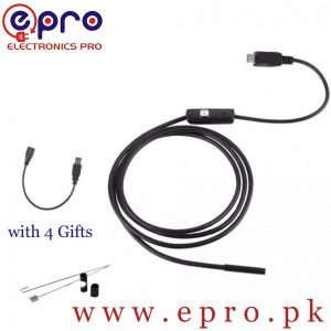 Android Endoscope Camera 6 LED and 7mm Lens in Pakistan